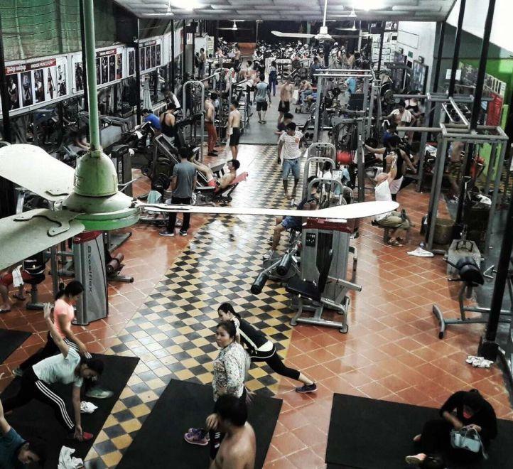 Angkor Muscle Gym